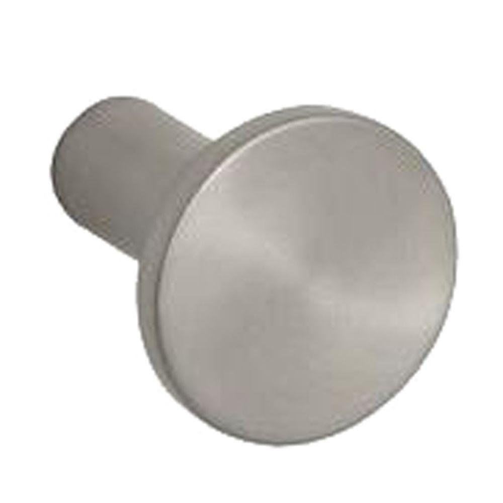 1-1/4 in. Brushed Nickel Cabinet Knob