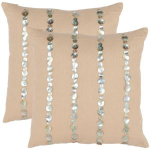 Jenna Embellished Pillow (2-Pack)