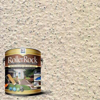 1 gal. Self-Priming Ivory Exterior Concrete Coating