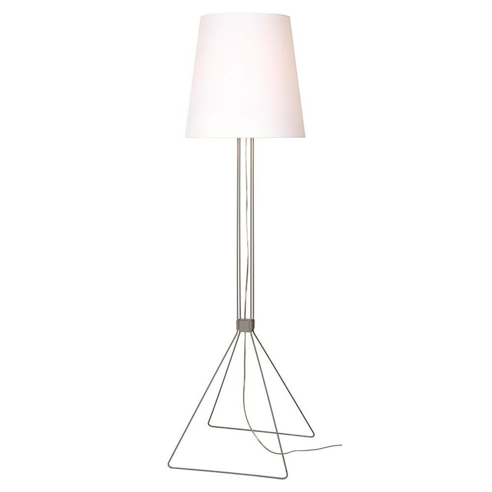 Renwil Astro 65 in. Gray Floor Lamp-LPF3001 - The Home Depot