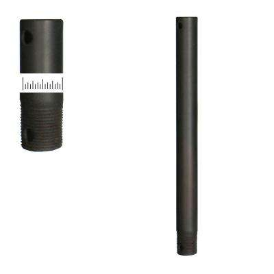 3/4 Dia 12 Oil-Rubbed Bronze Extension Downrod