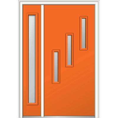 50 ...  sc 1 st  Home Depot & Orange - Front Doors - Exterior Doors - The Home Depot