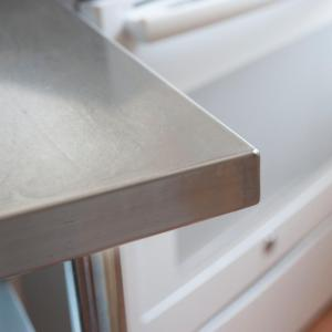 Sportsman-Stainless Steel Kitchen Utility Table