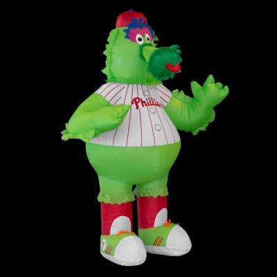 7 ft. Philadelphia Phillies Inflatable Mascot