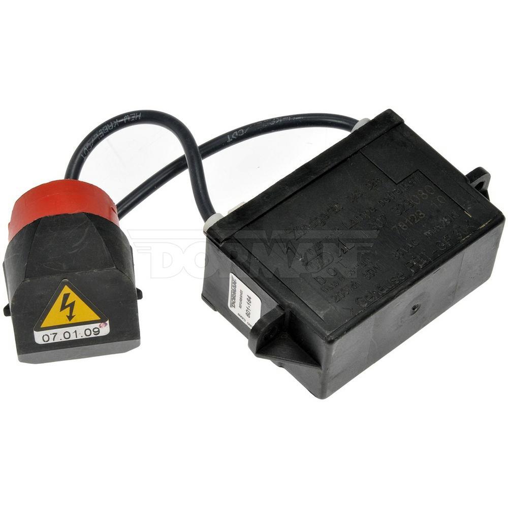 High Intensity Discharge Headlight Igniter - Right