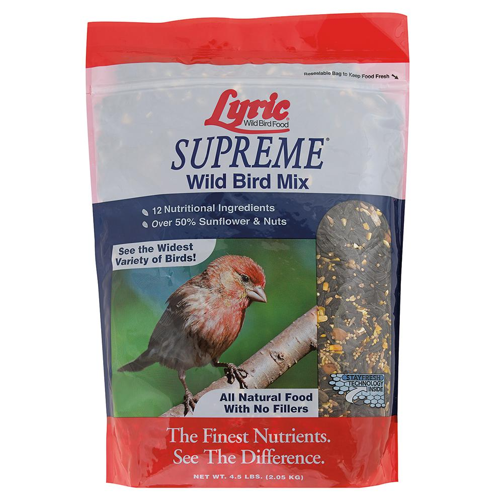 4.5 lb. Supreme Wild Bird Mix