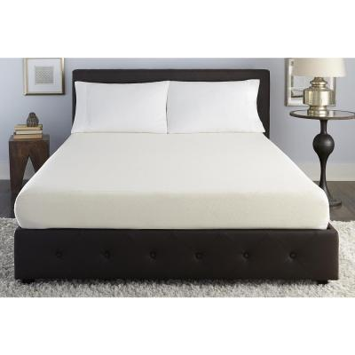 Tranquility Queen Size 8 in. Memory Foam Mattress with CertiPUR-US Certified Foam