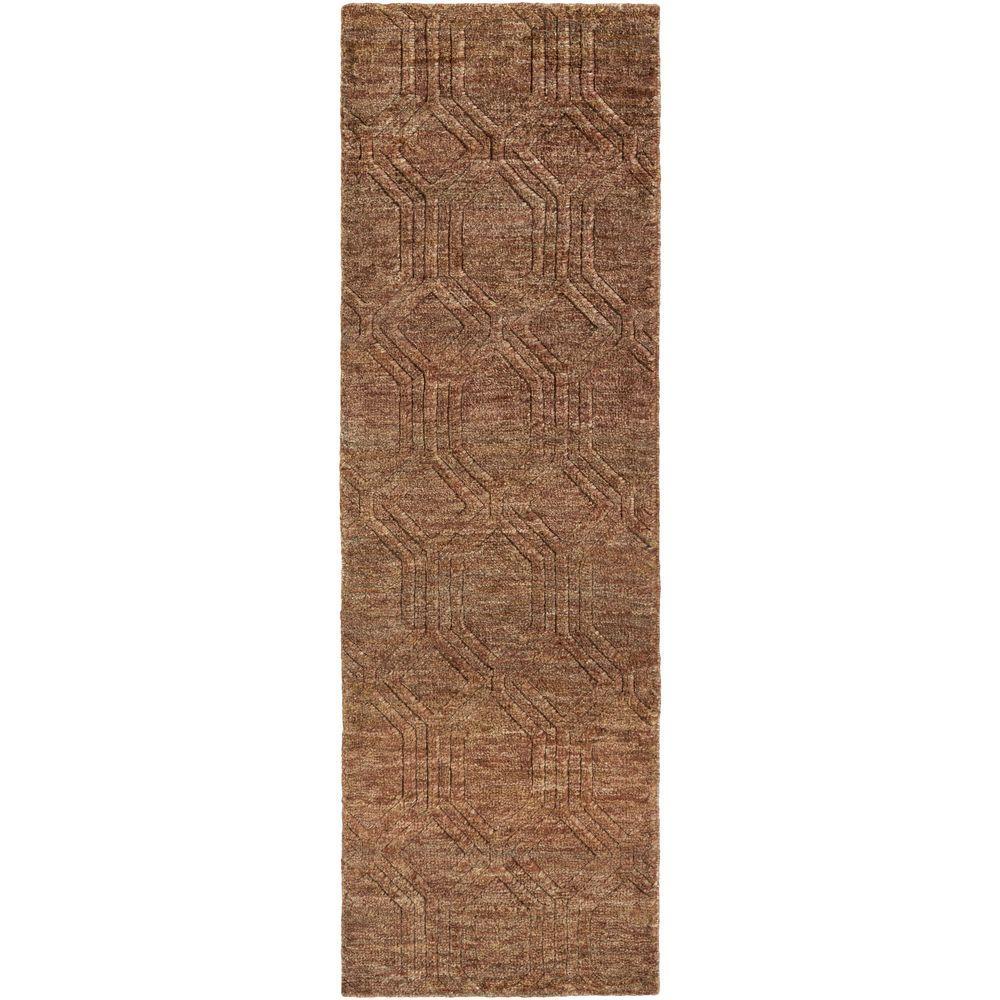Carora Chocolate 2 ft. 6 in. x 8 ft. Indoor Rug
