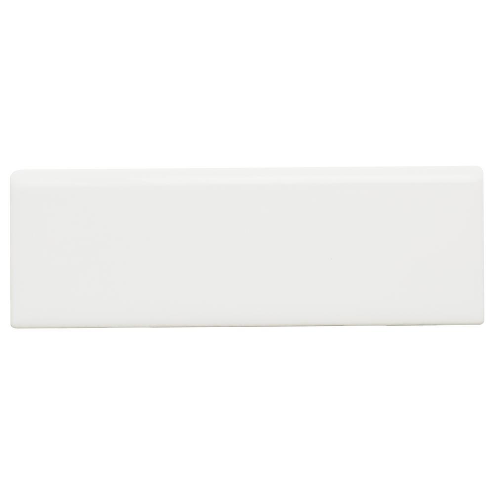Ceramic Bullnose Wall Tile