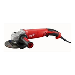 Milwaukee 13 Amp 5 inch Small Angle Grinder with Lock-On Trigger Grip by Milwaukee