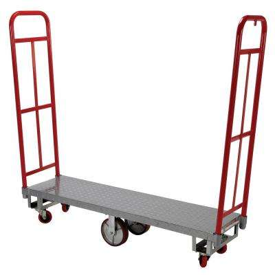 1.300 lb. Capacity High End Platform Truck