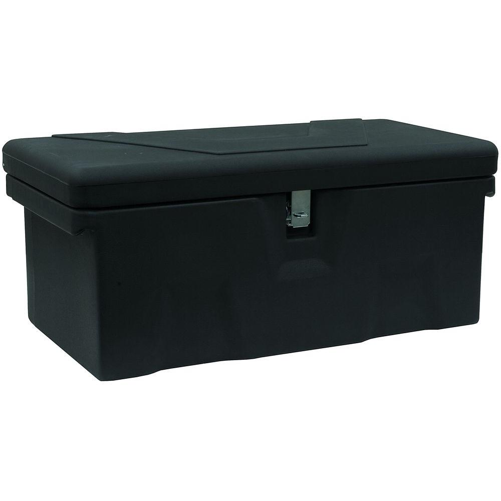 Buyers Products Company 32 in. Polymer All Purpose Chest, Black
