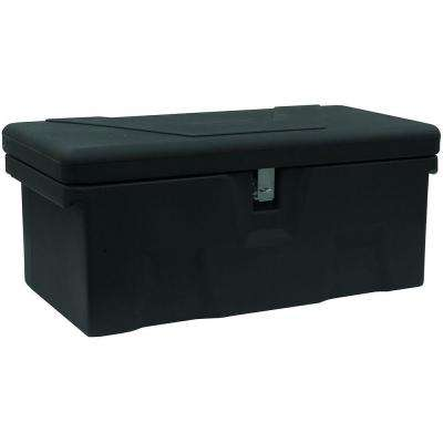 32 in. Polymer All Purpose Chest, Black