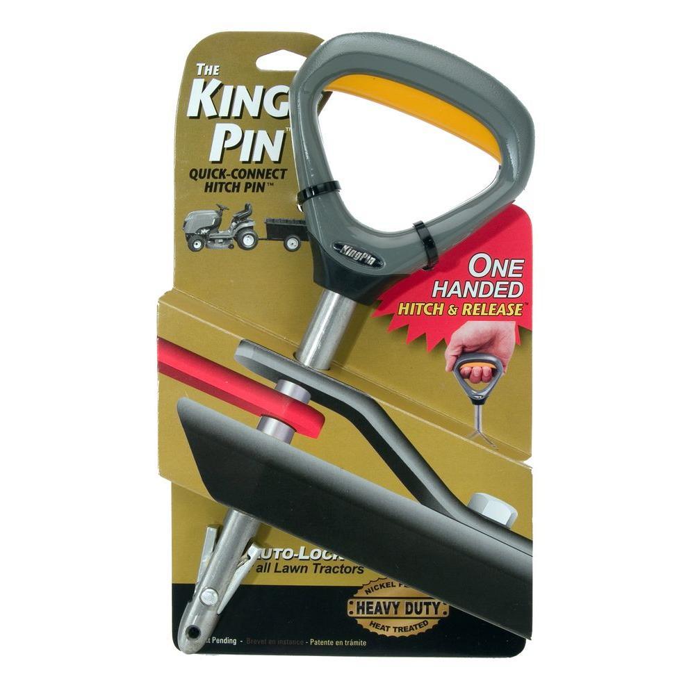 Steel King-Pin Hitch Pin