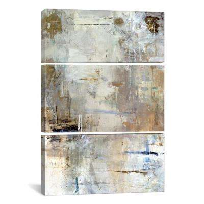 Asking for White by Julian Spencer Canvas Wall Art