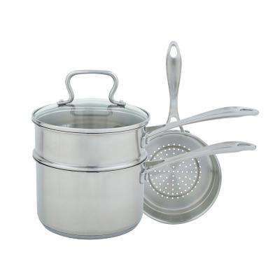 3 Qt. Multi Sauce Pan in Stainless Steel