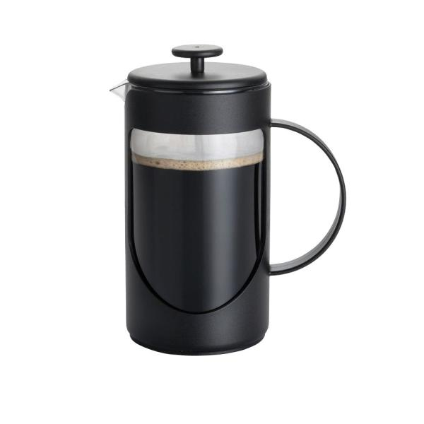 BonJour Ami-Matin 3-Cup French Press in Black 53193