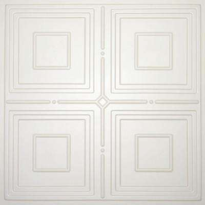 Jackson Sand 2 ft. x 2 ft. Lay-in or Glue-up Ceiling Panel (Case of 6)