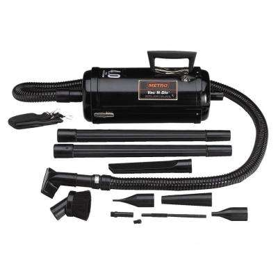 Portable Canister Vacuum Cleaner and Air Blower