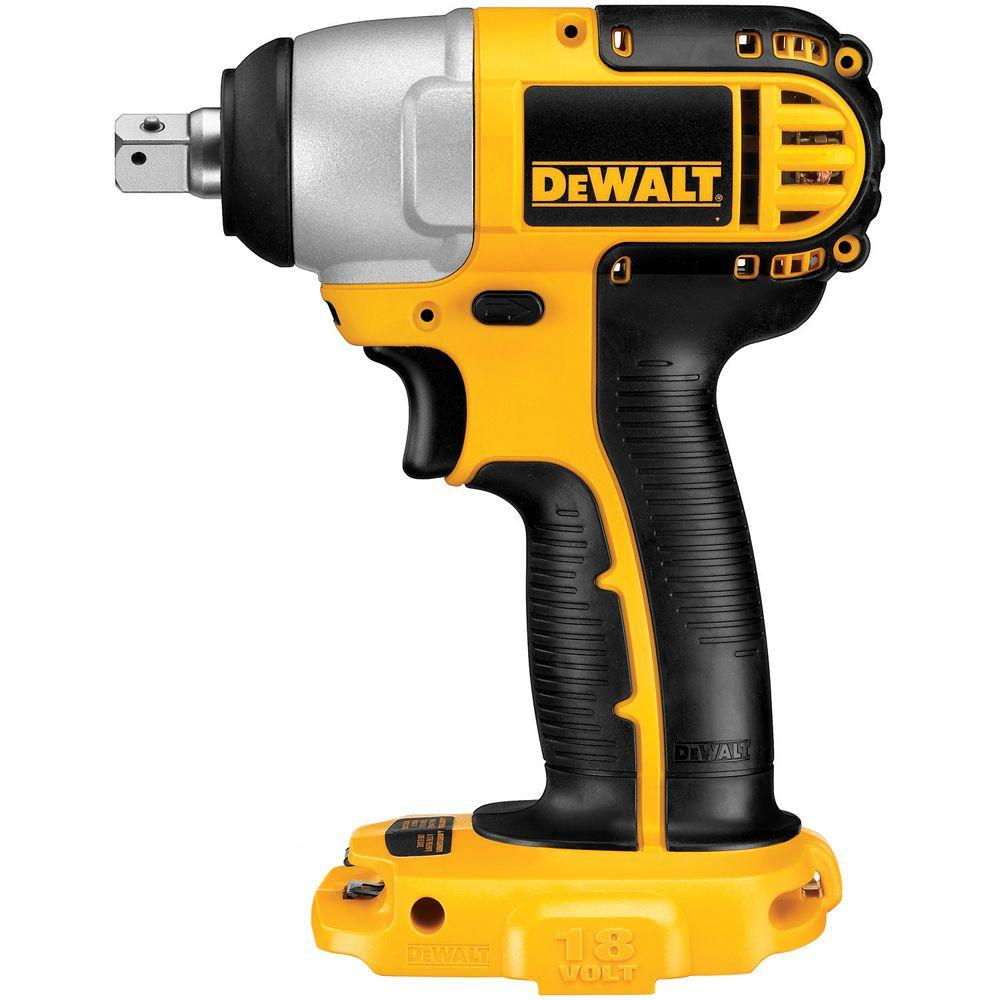 BARE  DC822 *** BRAND NEW DeWALT DC820 IMPACT WRENCH 18V