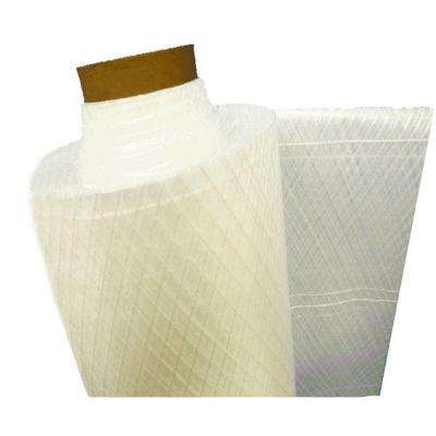 12 ft. x 100 ft. 6 mil Fire Retardant String Reinforced Polyethylene Construction Film