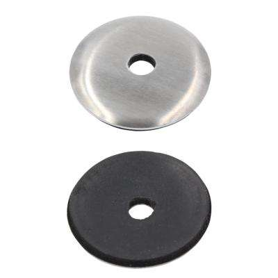 3/4 in. x 1-1/4 in. Stainless Steel Rumble Button (25-Pack)