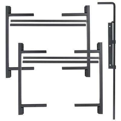 47 in. H/ 36 in.-60 in. W Original Series 2 rail adjustable Double Drive Kit