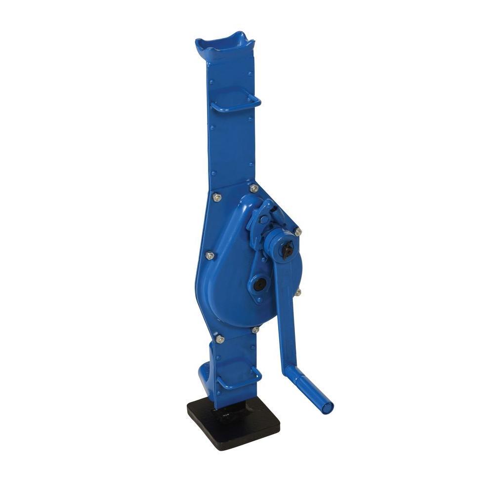 Vestil 6,000 lb. Capacity Mechanical Machinery Jack