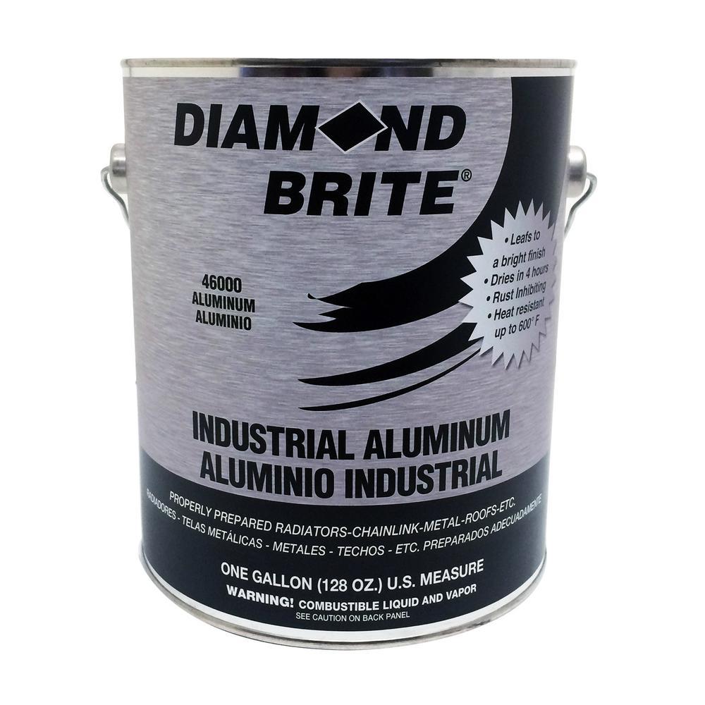 1 gal. Industrial Aluminum Paint