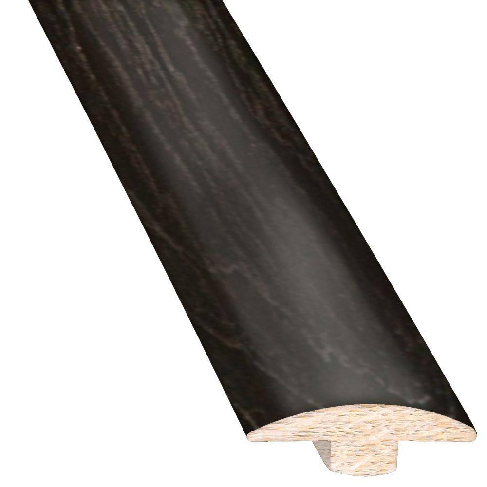 Hickory Ebony 5/8 in. Thick x 2 in. Wide x 78