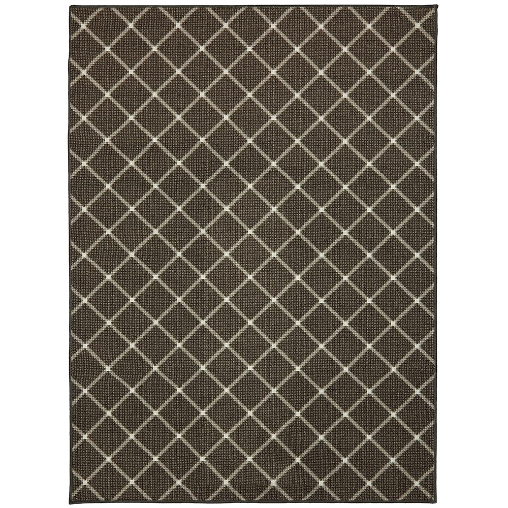 Mohawk Home Alistair Plaid Neutral 7 ft. 6 in. x 10 ft. Area Rug