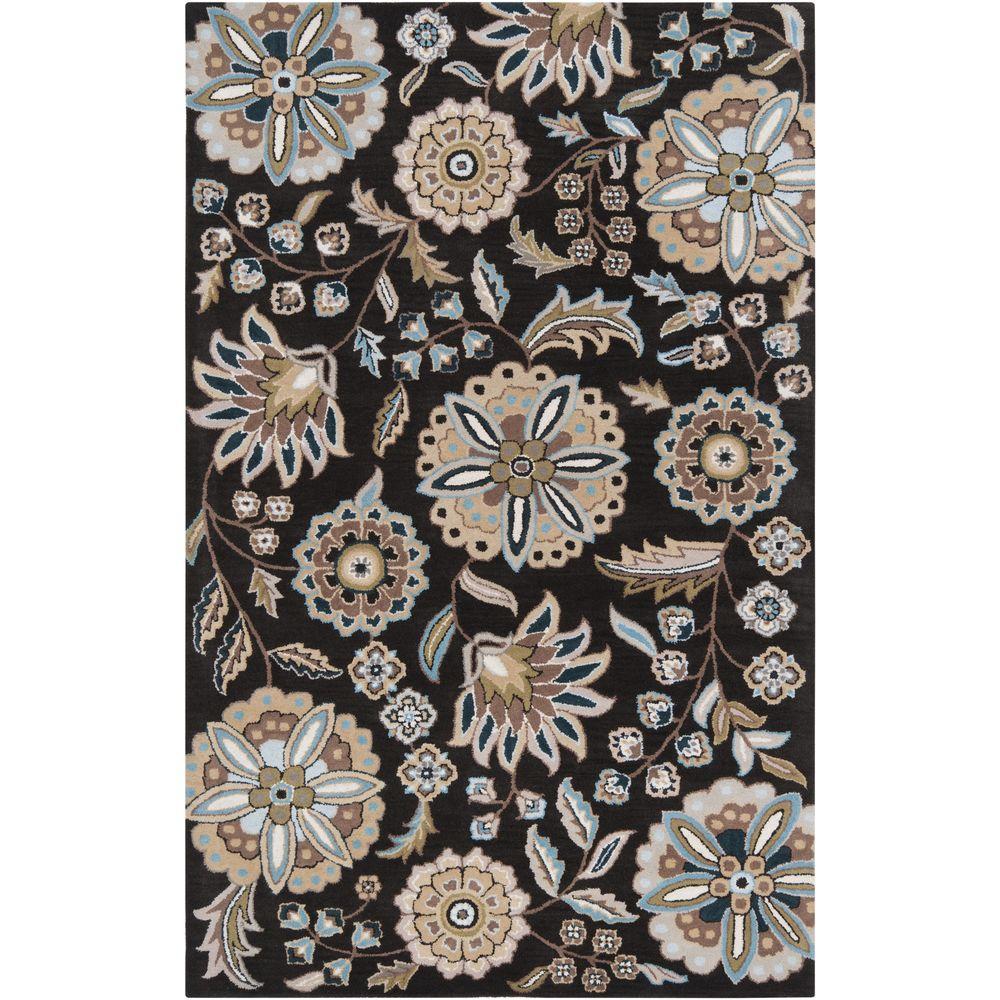 Artistic Weavers Alstonia Teal 10 Ft. X 14 Ft. Indoor Area