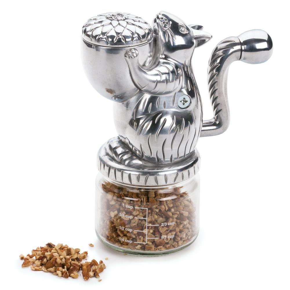 RSVP International Nut Grinder-HAZEL - The Home Depot