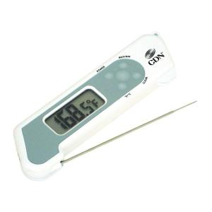 CDN ProAccurate White Digital Food Thermometer by CDN
