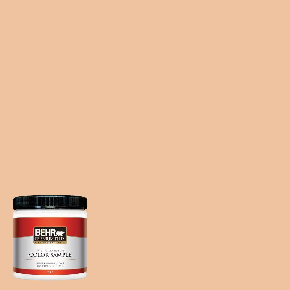 BEHR Premium Plus 8 oz. #M220-3 Carving Party Interior/Exterior Paint Sample