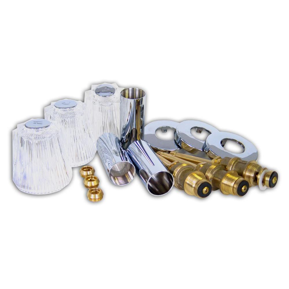 KISSLER & CO Price Pfister Shower Valve Rebuild Kit by KISSLER & CO