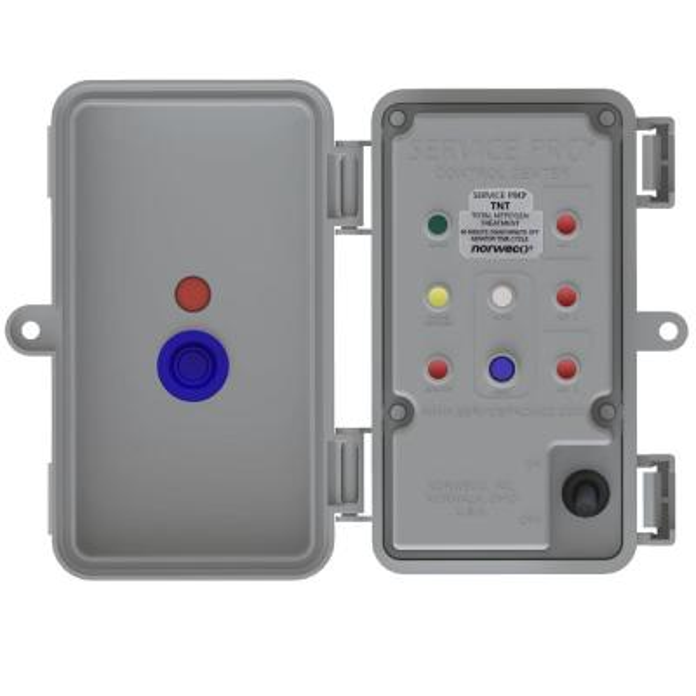 Singulair Green Service Pro TNT Control Center