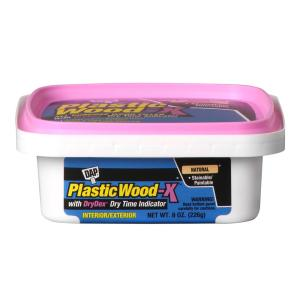 Plastic Wood-X 8 oz. All-Purpose Woodfiller