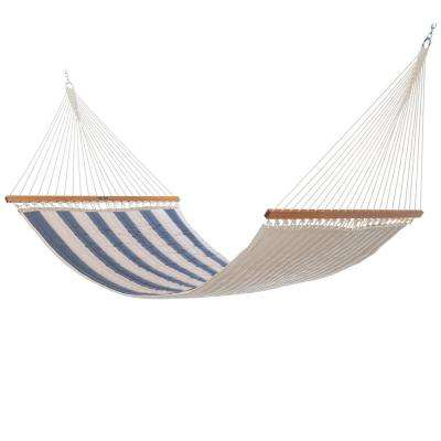 13 ft. Sunbrella Quilted Hammock in Regency Indigo