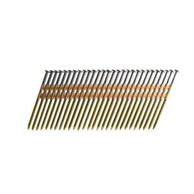 3-1/4 in. x 0.131 Plastic Collated HD Galvanized Smooth Shank Framing Nails (500 per Box)
