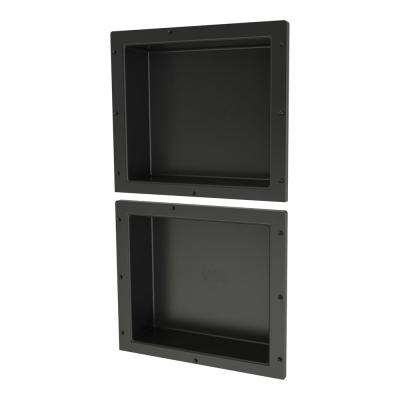 16 in. x 14 in. Double Niche Set