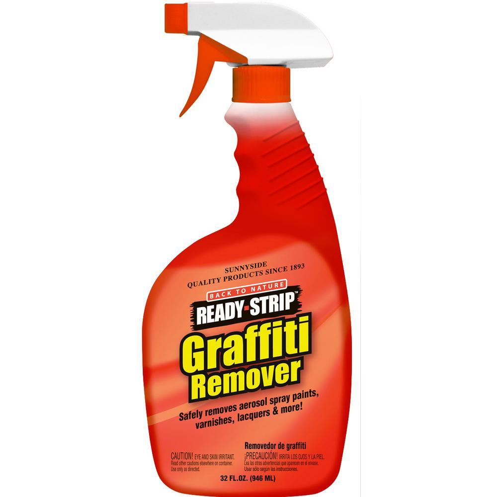 32 oz. Professional Grade Graffiti Remover Trigger Spray