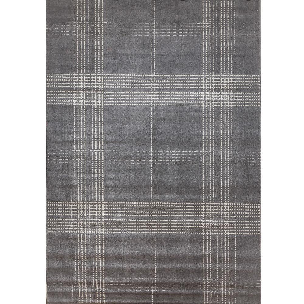 Black And White Plaid Rug Uniquely Modern Rugs
