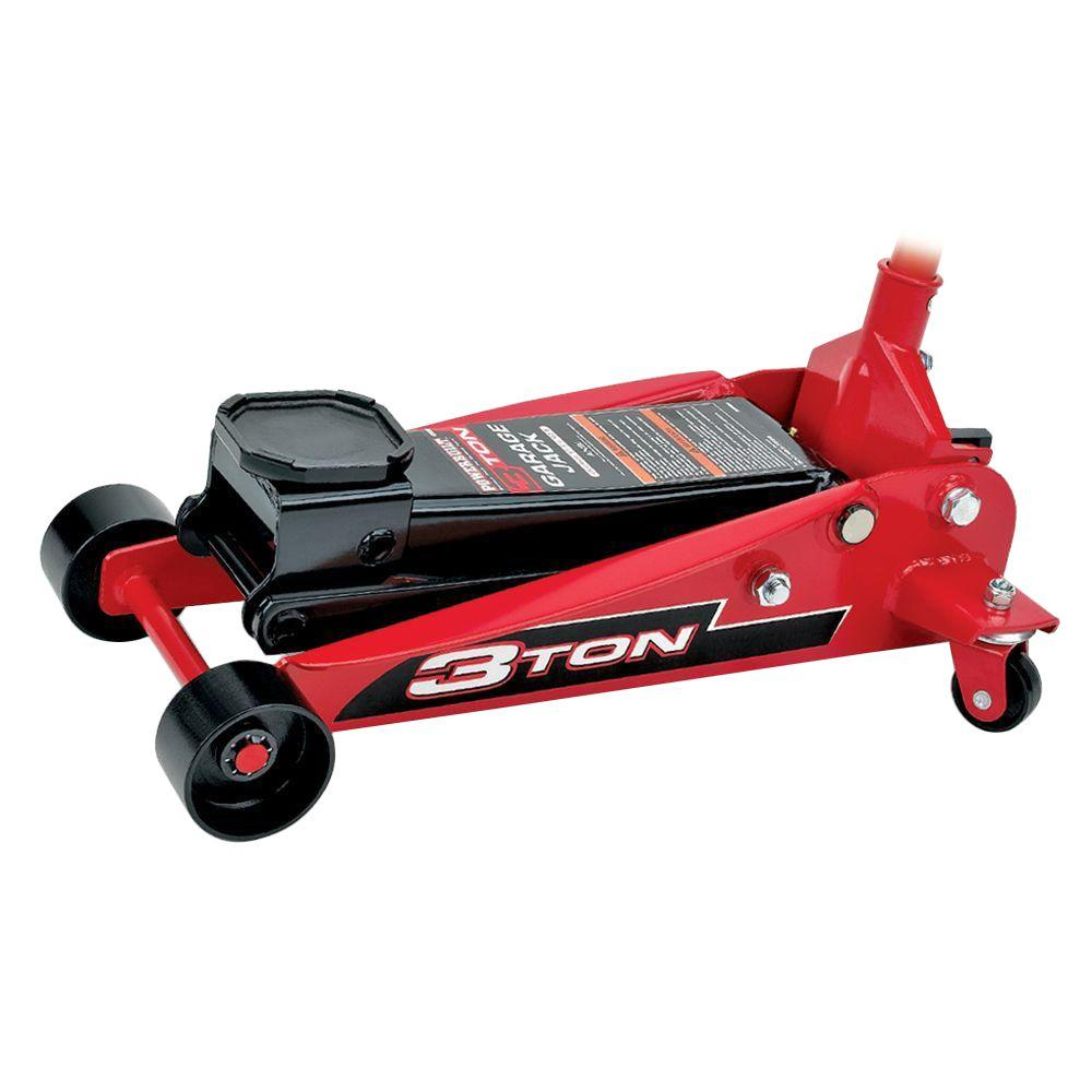 Powerbuilt 3 Ton Floor Jack