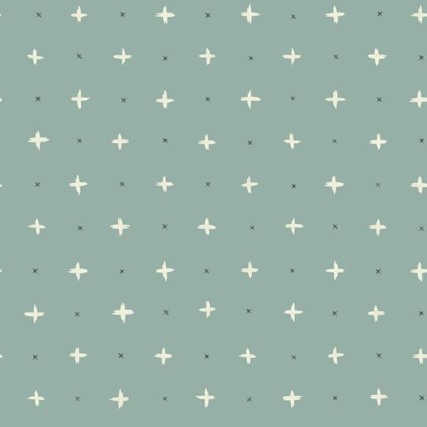Magnolia Home by Joanna Gaines 56 sq. ft. Cross Stitch Wallpaper