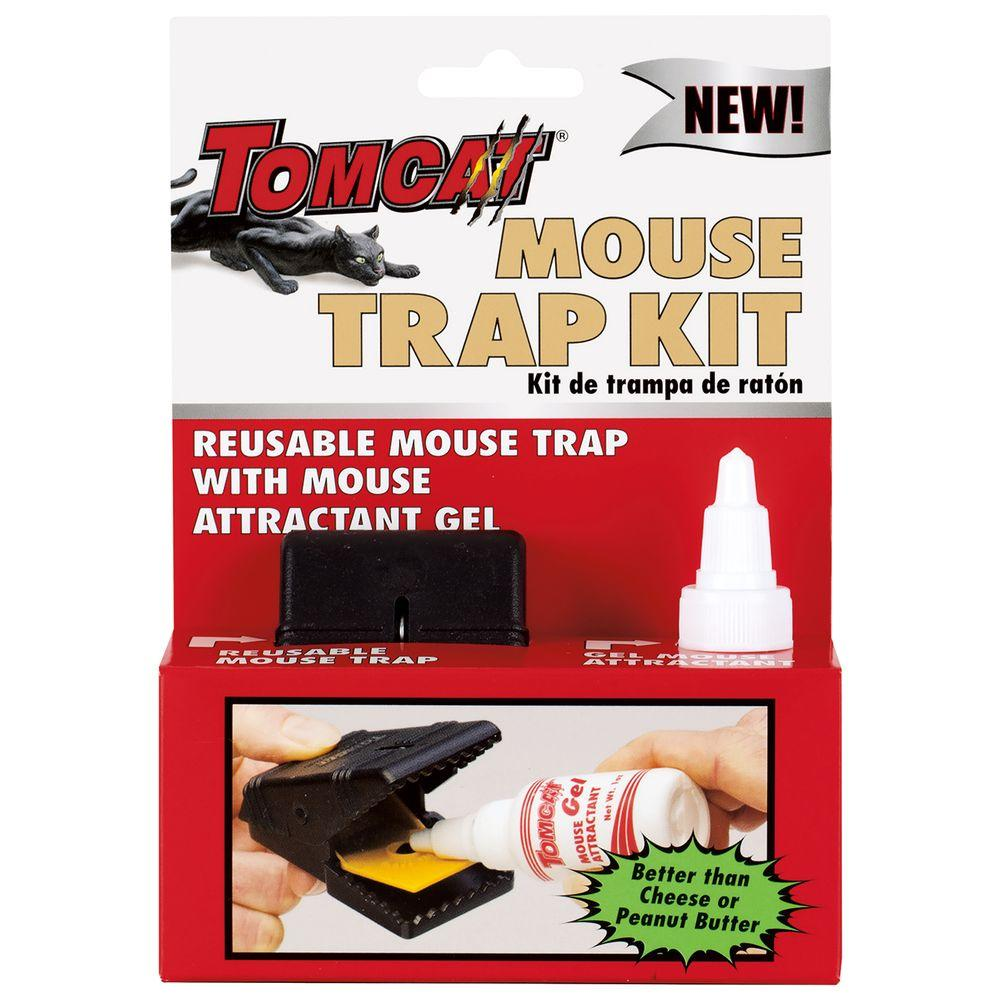Mouse Trap Kit (12-Count)