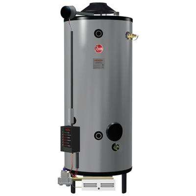 Commercial Universal Heavy Duty 100 Gal. 270K BTU Natural Gas Tank Water Heater