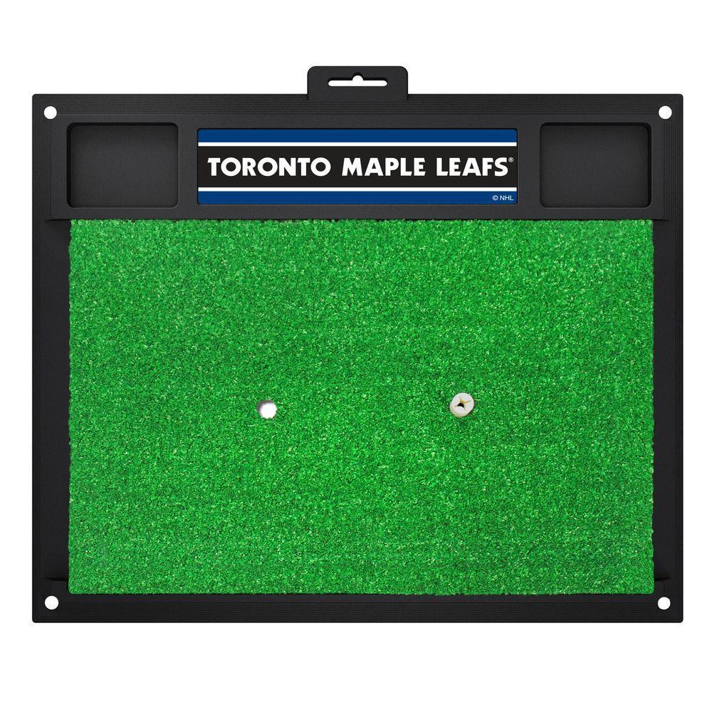 Fanmats Nhl Toronto Maple Leafs 20 In X 17 In Golf