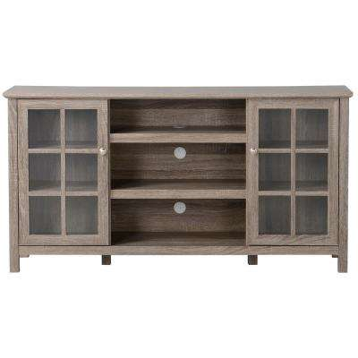 Provence Reclaimed Wood Entertainment Center
