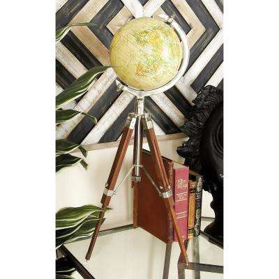 New Traditional Decorative Globe With Tripod Stand